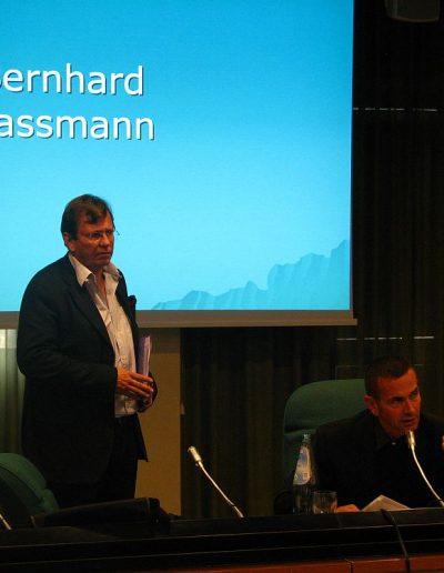 Bernhard Sassmann, az UCIP új elnöke