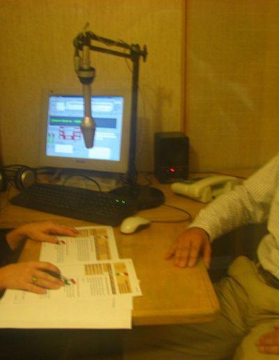 Interjú Gebauer Szabolccsal a Vatikáni Rádióban