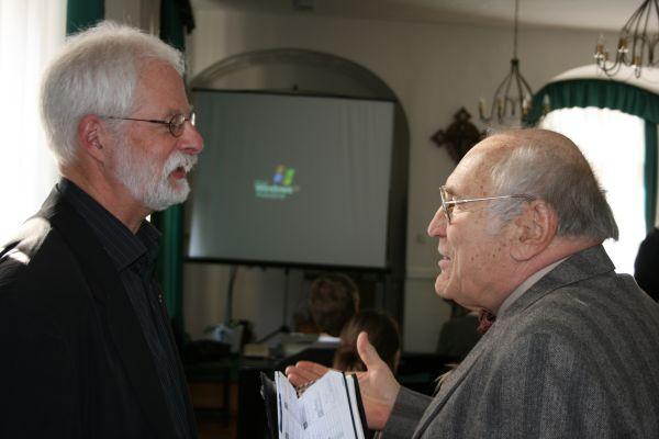 Szikora József és Bánffy György
