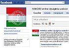 Az online újságírás szekció Facebook oldala