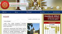 Megújult a szentkúti zarándokhely honlapja