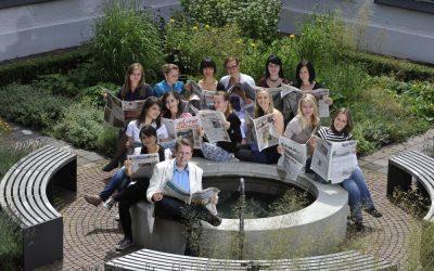 Újságíró-továbbképzés Németországban
