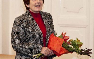 Pro Comunicatione Christiana-díjat kapott Neumayer Katalin