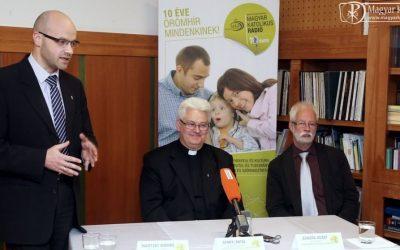 10 éves a Magyar Katolikus Rádió