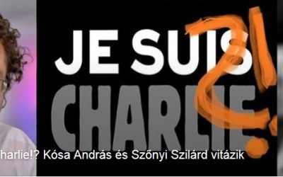 Je suis Charlie!? – A Magyar Katolikus Újságírók Szövetsége Sajtófóruma
