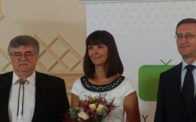 Átadták az idei Szalay Annamária-médiadíjakat