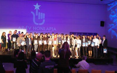 A Kosárérték, az InfoRádio és a Mediaworks regionális portálok az idei Év honlapja verseny média kategória díjazottai