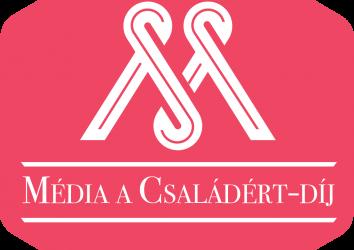 Tizenegyedik alkalommal adták át a Családbarát Médiáért-díjakat