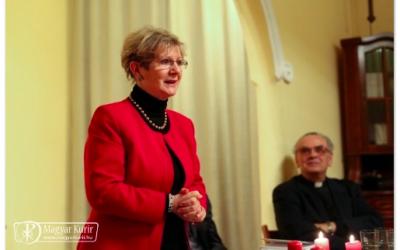 Táncsics Mihály-díjat kapott Juhász Judit