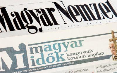 Magyar Időkből Magyar Nemzet