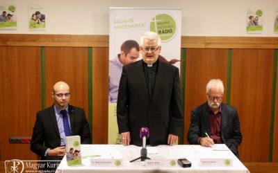 Országjárással ünnepli alapítása tizenötödik évfordulóját a Magyar Katolikus Rádió