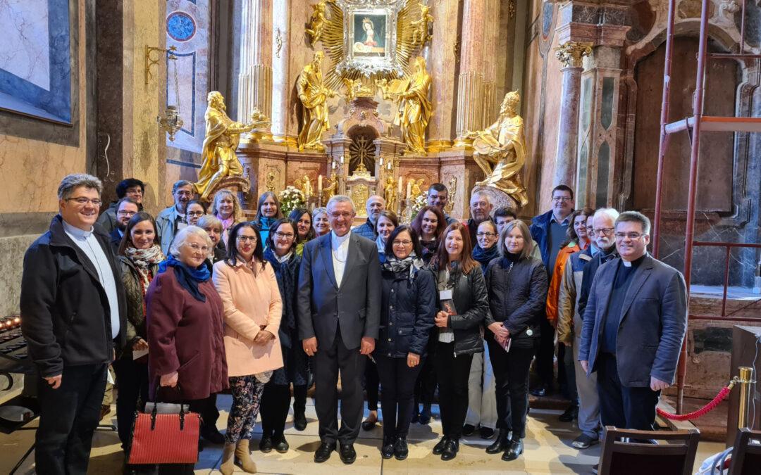 Sajtóapostolok találkozója – Fantasztikus, hogy mód van az evangélium globális hirdetésére